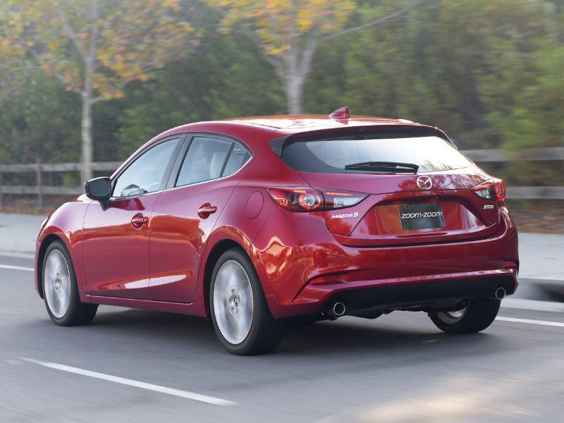 Two Bodystyles And Engines Mazda Builds The Mazda3