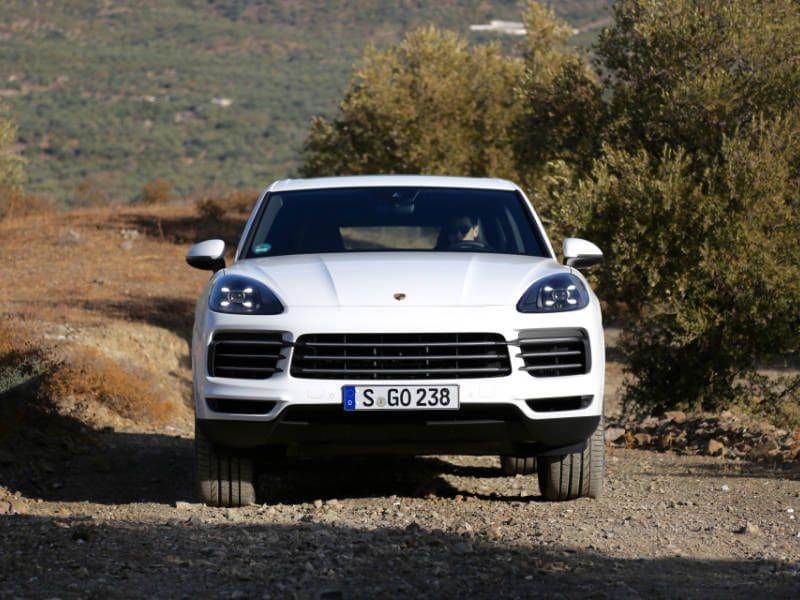 2019 Porsche Cayenne Road Test and Review | Autobytel.com
