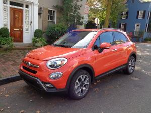 2017 Fiat 500X Road Test and Review