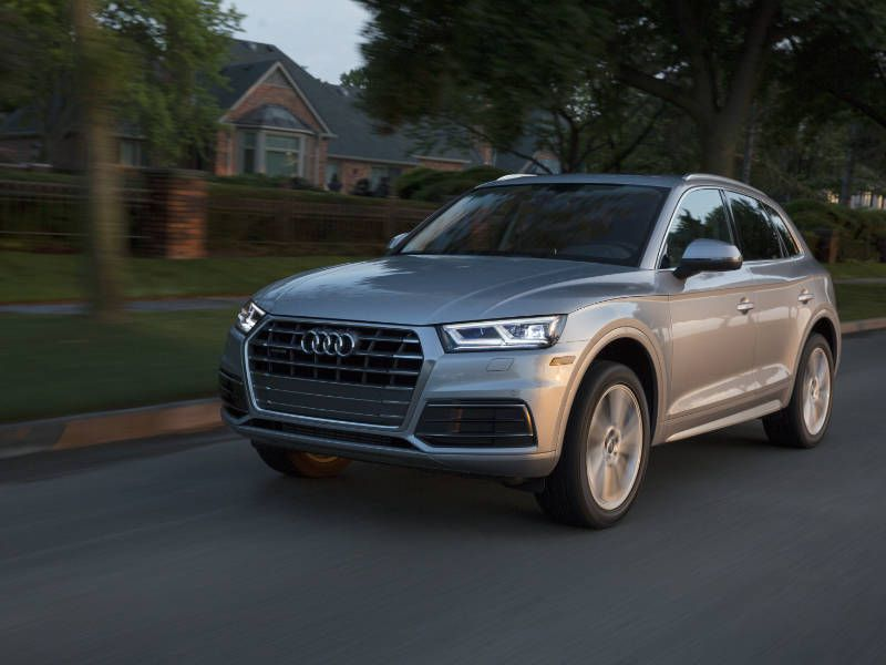 10 things you need to know about the 2018 audi q5. Black Bedroom Furniture Sets. Home Design Ideas