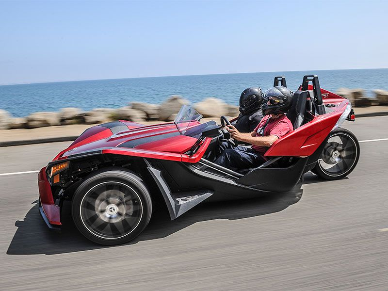 2018 Polaris Slingshot Road Test And Review
