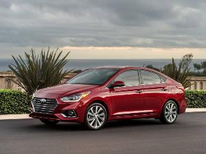 10 Things You Need to Know About the 2018 Hyundai Accent