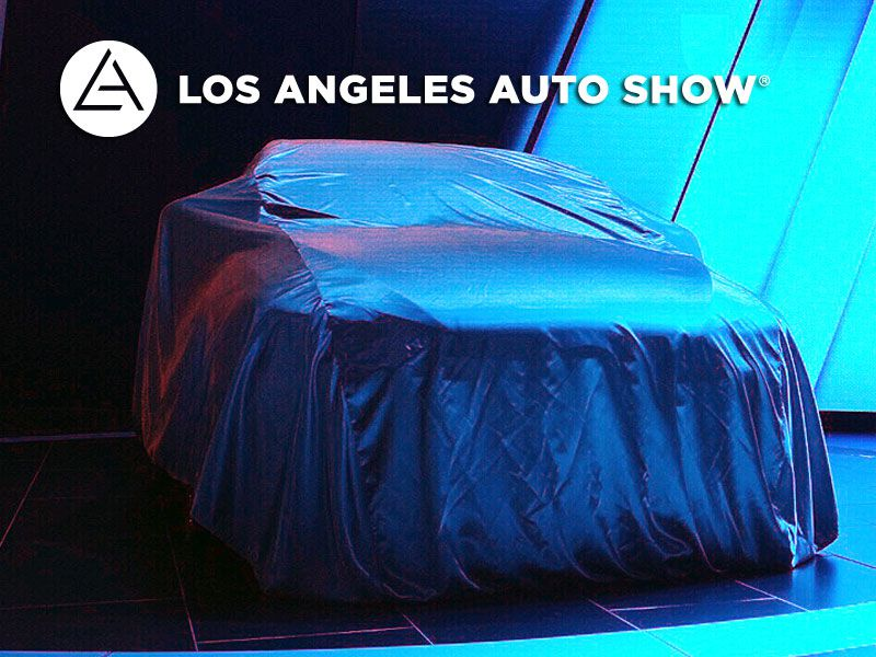 2017 LA Auto Show Sneak Peek Preview