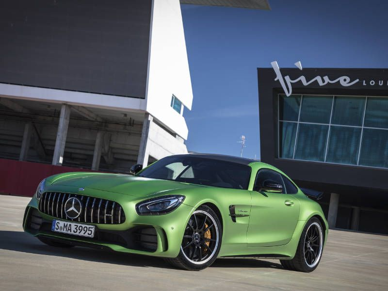 10 Hottest Sports Cars. Photo Credit: Mercedes Benz