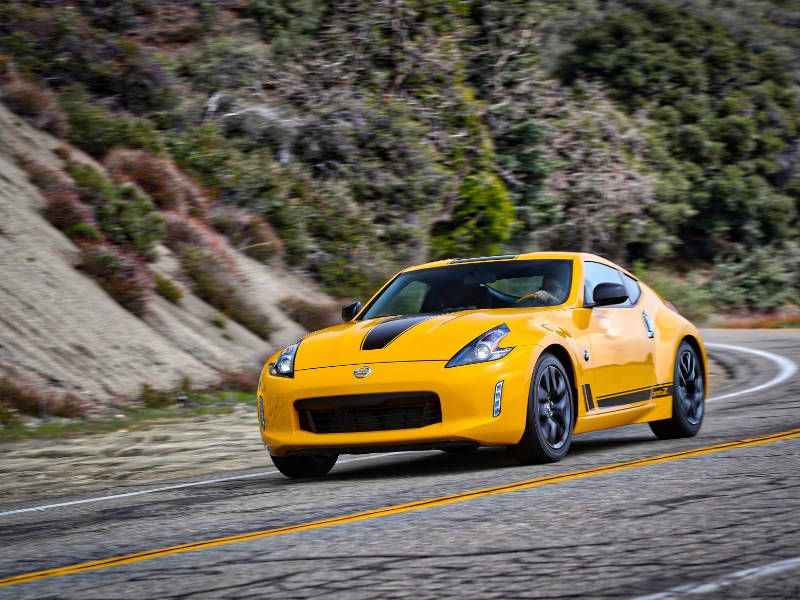 2018 Nissan 370Z Heritage Edition hero