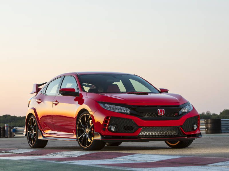 2018 Ford Focus RS vs. 2018 Honda Civic Type R: Which is Best? | Autobytel.com