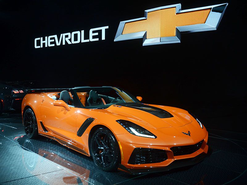 2019 Chevrolet Corvette ZR1 newspressUSA