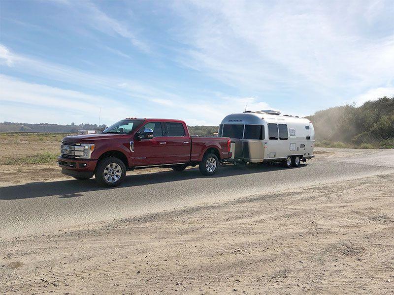 2017 ford f 250 super duty towing road test. Black Bedroom Furniture Sets. Home Design Ideas