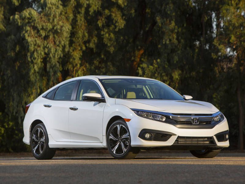 10 Honda Civic Competitors to Consider in 2018