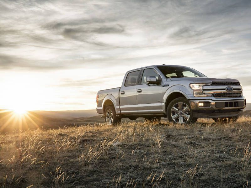 10 Reasons the 2018 Ford F-150 is the AutoWeb Buyer's Choice Best Truck of the Year