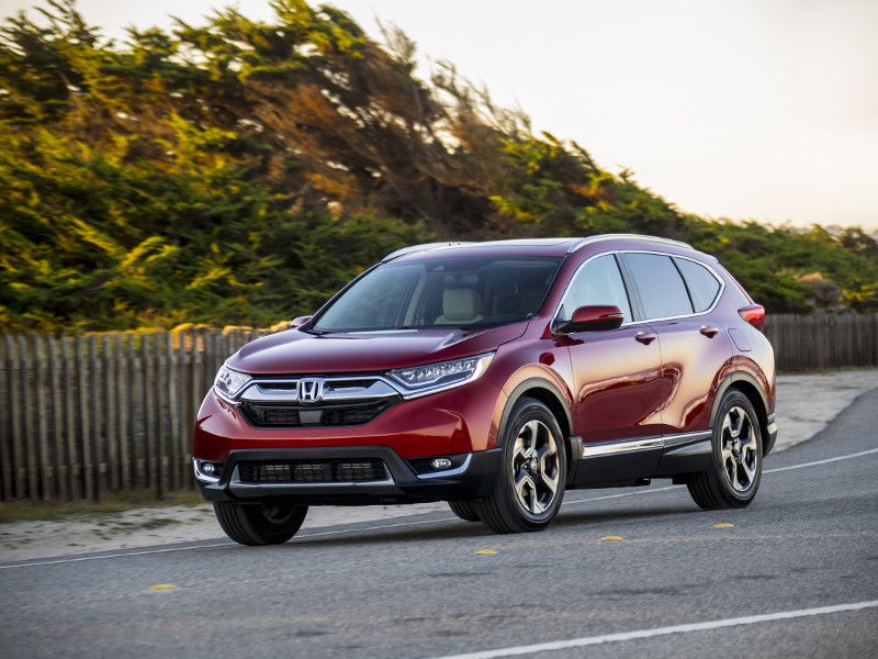 10 Reasons the 2018 Honda CR-V is the AutoWeb Buyer's Choice Best Utility Vehicle of the Year