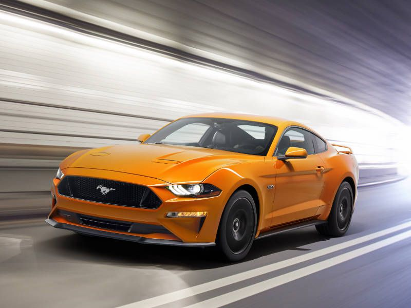 10 Reasons the 2018 Ford Mustang is the AutoWeb Buyer's Choice Best Coupe