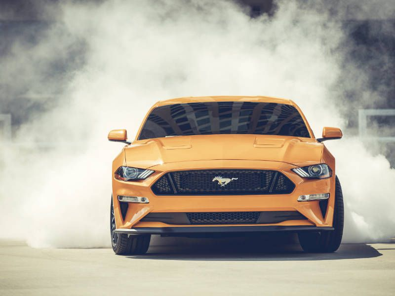 10 Reasons the 2018 Ford Mustang is the AutoWeb Buyer's Choice Best Sports Car