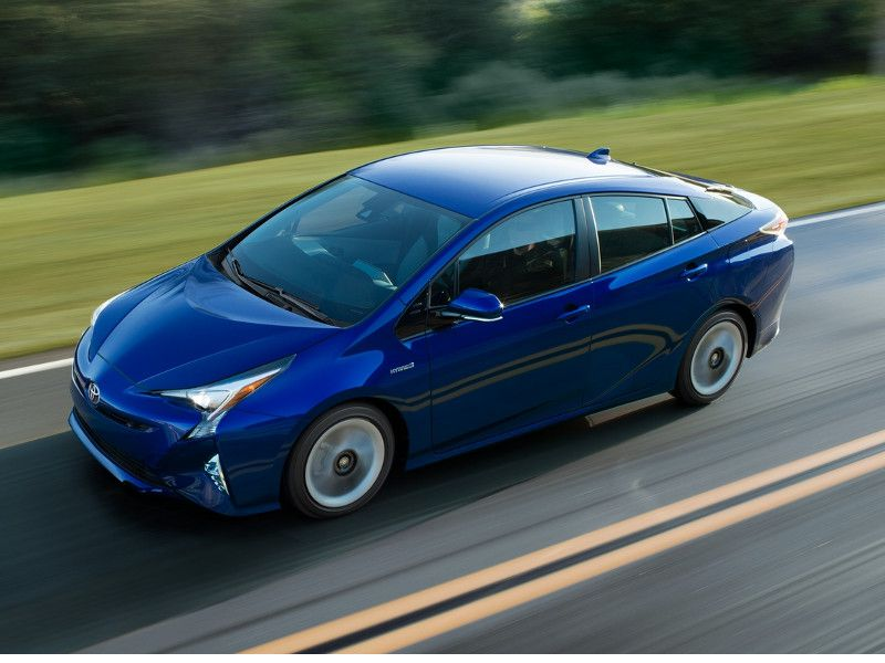 10 Top Competitors for the 2018 Toyota Prius