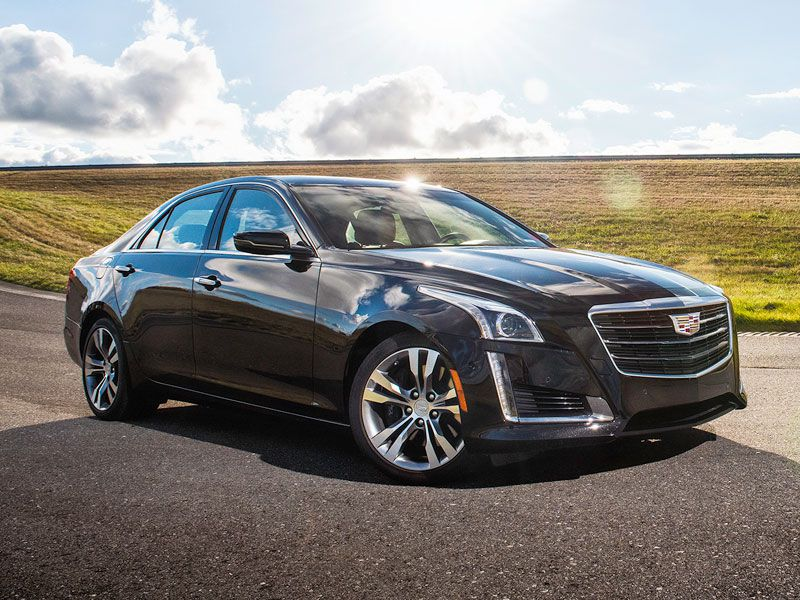 10 Reasons The 2018 Cadillac Cts Is The Autoweb Buyer S Choice Best