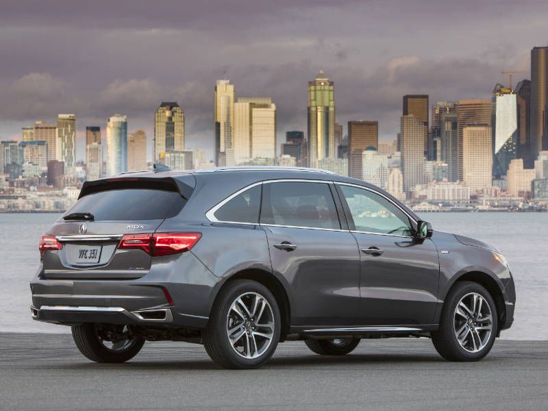 Top 10 Best Luxury Suv 2018: 10 Reasons The 2018 Acura MDX Is The AutoWeb Buyer's