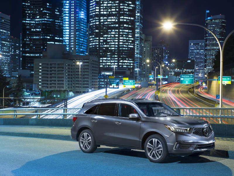 10 Reasons the 2018 Acura MDX is the AutoWeb Buyer's Choice Best Luxury SUV
