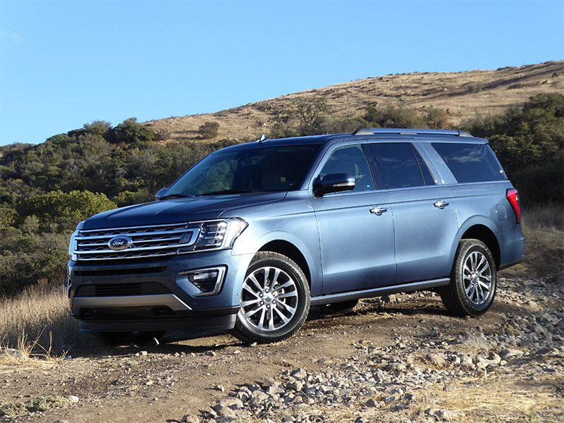2018 Excursion Diesel >> 2018 Ford Expedition Road Test and Review | Autobytel.com
