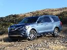 2018 Ford Expedition exterior hero by Ron Sessions