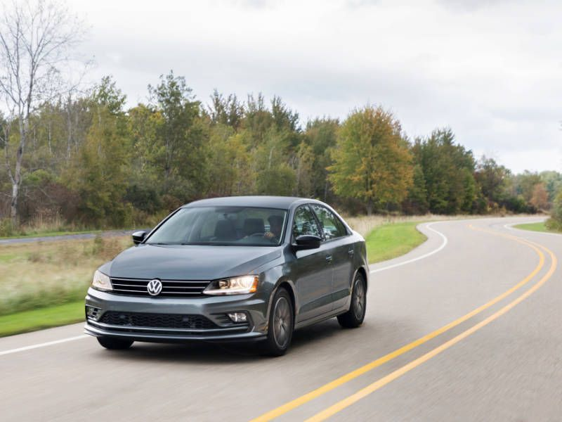 2018 Volkswagen Jetta Road Test and Review