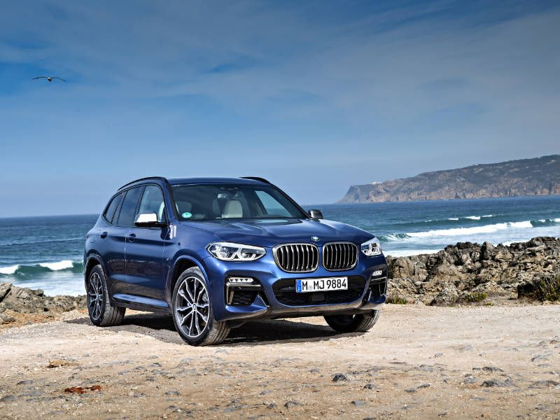 2018 bmw x3 road test and review. Black Bedroom Furniture Sets. Home Design Ideas