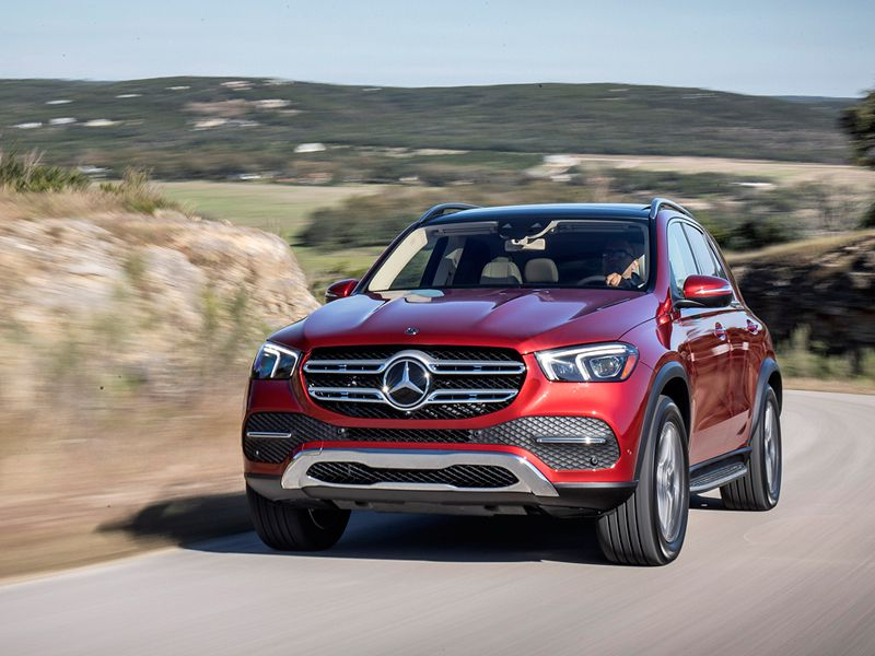 2020 Mercedes Benz GLE450