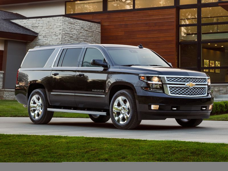 Cars With 3 Rows Of Seats >> 10 Best American Suvs With 3 Rows Autobytel Com