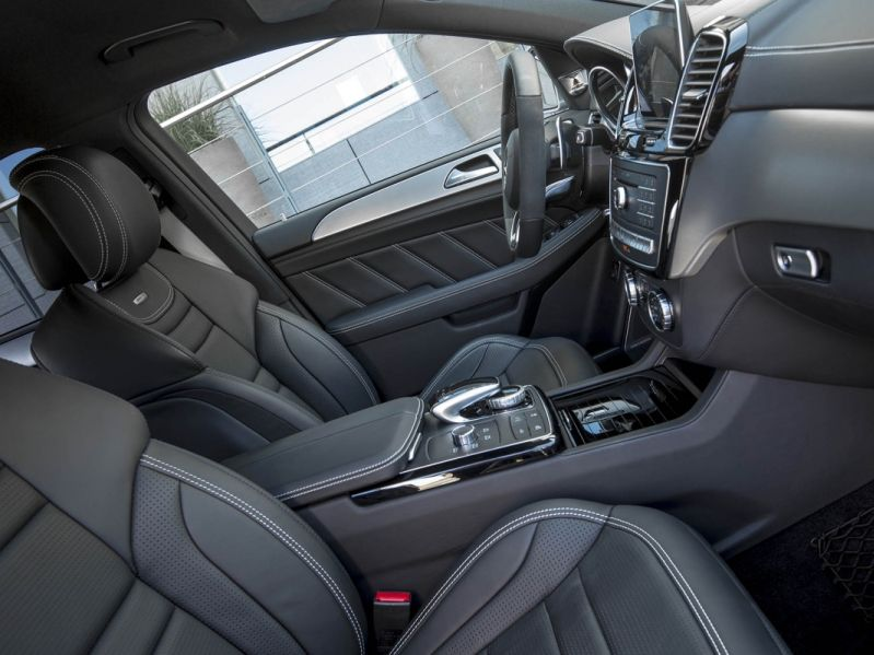 2016 Mercedes-AMG GLE63 S Coupe Test Drive | Autobytel.com
