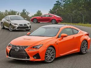 Lexus RC 200t vs 350 F Sport vs RC F Comparison Review