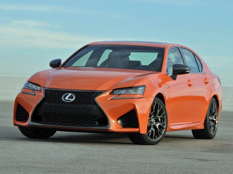 2016 Lexus GS F First Drive Review | Autobytel.com