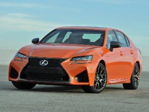 2016 Lexus GS F First Drive Review