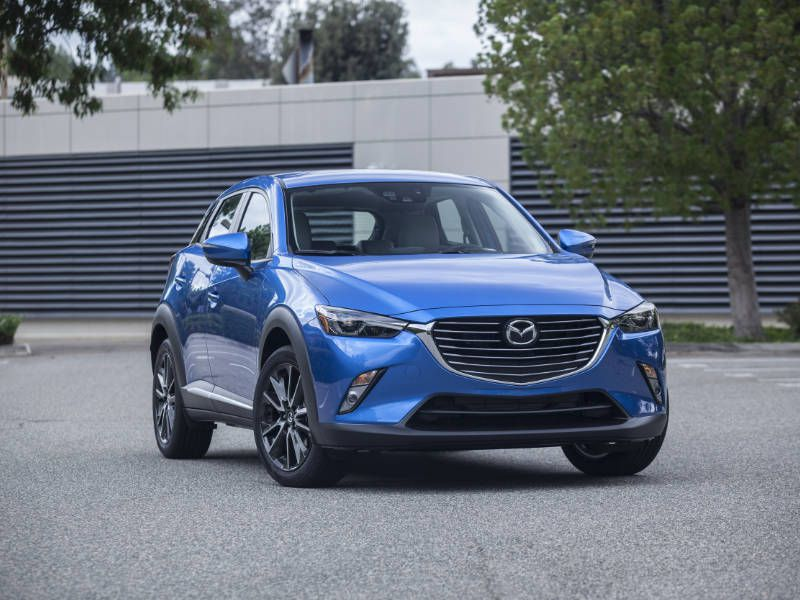 2018 mazda cx 3 road test and review. Black Bedroom Furniture Sets. Home Design Ideas