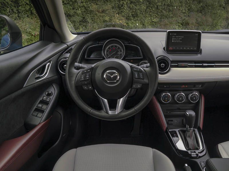 2018 Mazda Cx 3 Vs Honda Hr V Which Is Best Autobytel Com