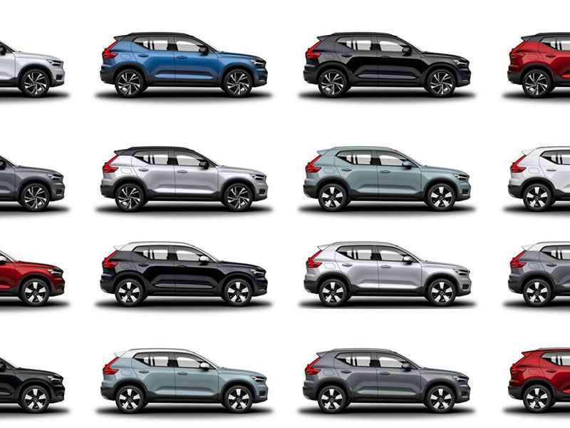 2019 Volvo XC40 Test Drive And Review Autobytelcom