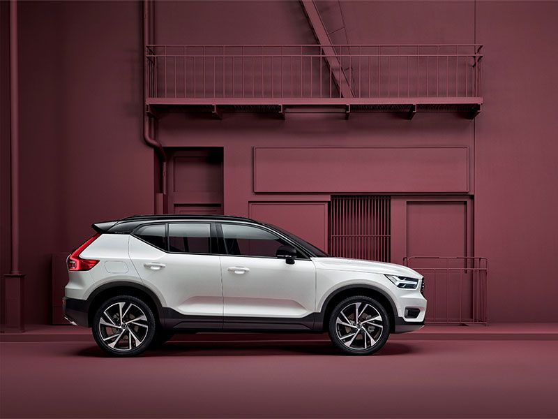 2019 Volvo XC40 Test Drive and Review