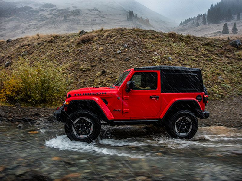 2018 Jeep Wrangler Road Test and Review