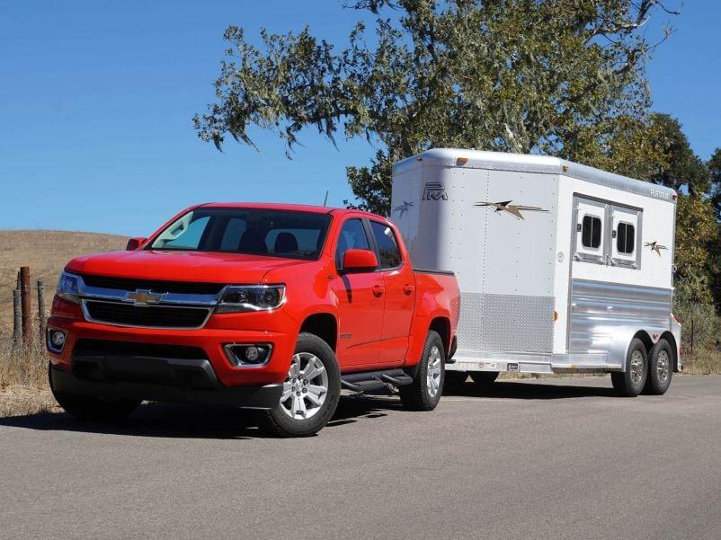 2016 Chevrolet Colorado Sel Review