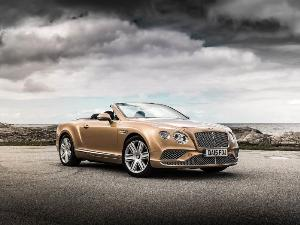 2016 Bentley Continental GT W12 Convertible Review