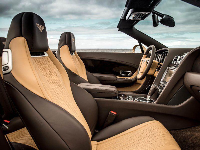 2016 Bentley Continental GT W12 Convertible Review | Autobytel.com