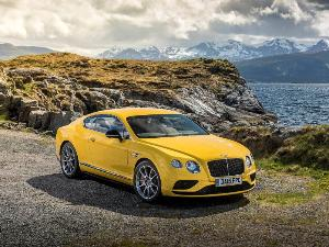 2016 Bentley Continental GT V8 S First Drive