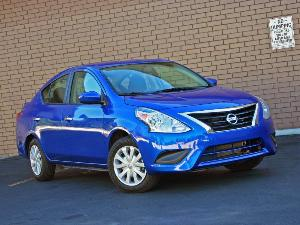 2015 Nissan Versa Sedan Review