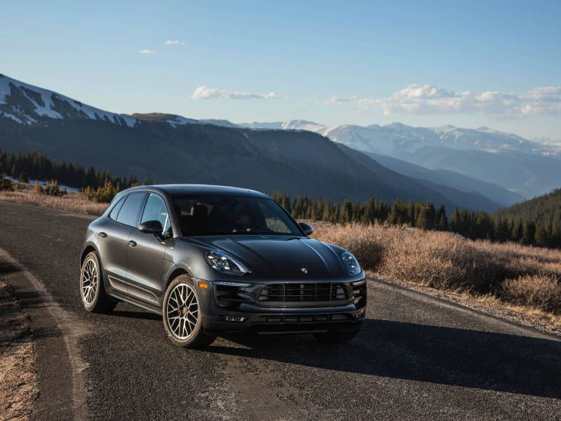 2018 porsche macan road test and review. Black Bedroom Furniture Sets. Home Design Ideas