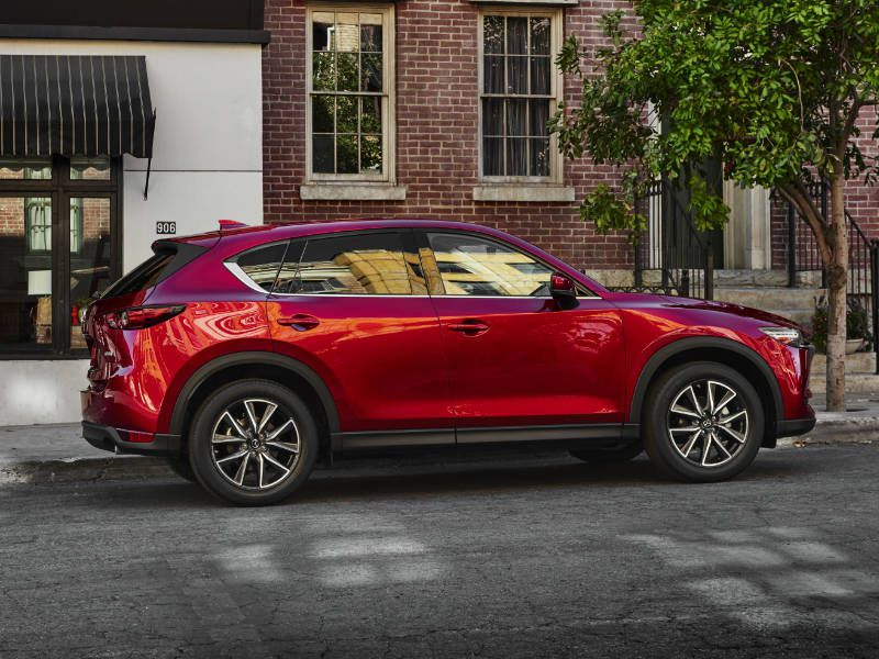 2018 mazda cx 5 road test and review. Black Bedroom Furniture Sets. Home Design Ideas