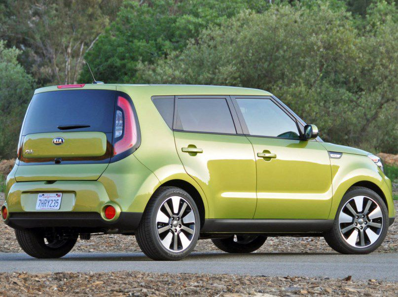 2015 kia soul exclaim review. Black Bedroom Furniture Sets. Home Design Ideas