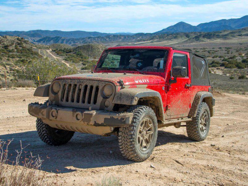 2015 Jeep Wrangler Willys Wheeler Review Autobytel Com