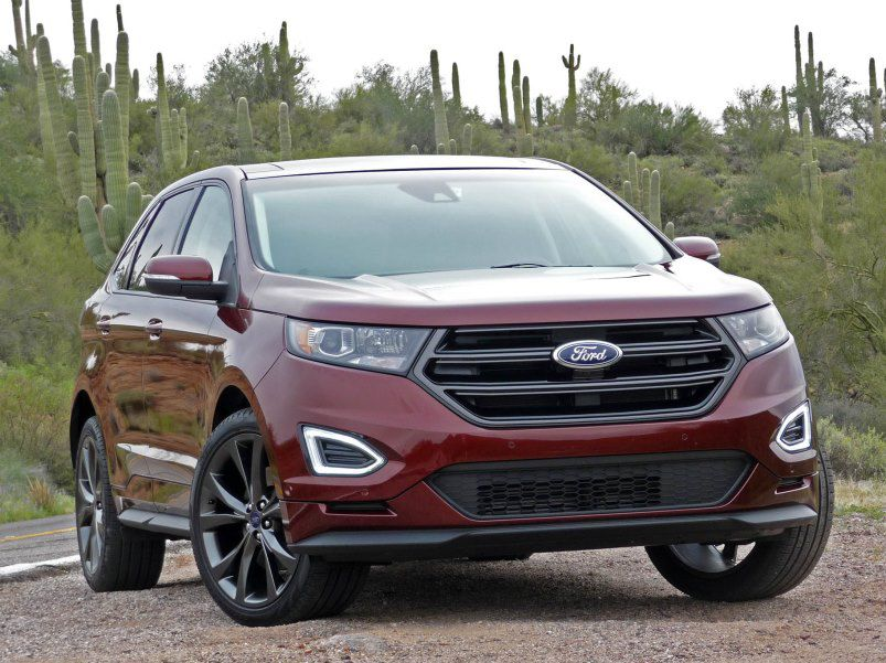 2015 ford edge sport ecoboost v6 review. Black Bedroom Furniture Sets. Home Design Ideas