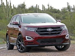 2015 Ford Edge Sport EcoBoost V6 Review