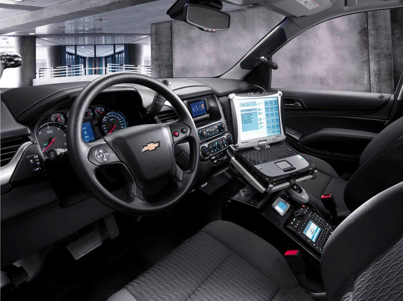 2015 Chevrolet Tahoe Police Pursuit Vehicle Review ...