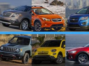 List of Mini SUVs
