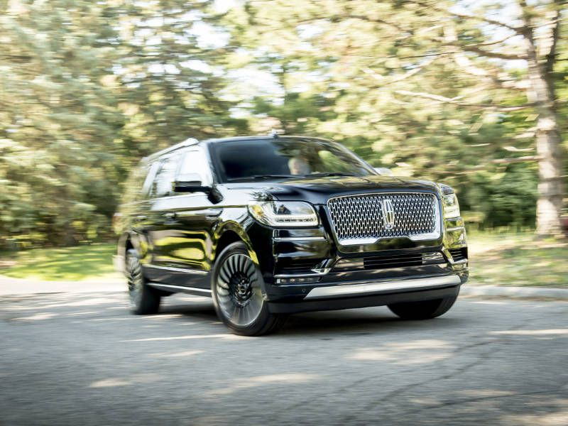 2018 Lincoln Navigator Road Test And Review Autobytel Com